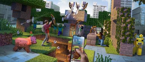 """マイクラARアプリ「Minecraft Earth」のサービスが6月30日をもって終了へ。現在の世界の状況では""""自由な移動""""と""""共同プレイ""""が困難"""