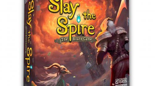 『Slay the Spire』のボードゲーム版制作が発表。4人までの協力プレイに対応、今春にもクラウドファンディングを開始