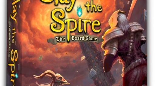『Slay the Spire』が協力型ボードゲームに!「Slay the Spire The Board Game」2021年春Kickstarterキャンペーン開始