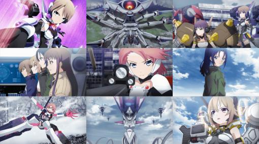 ロボットアニメ魂を宿したスタッフが生み出す美少女×メカアニメ「装甲娘戦機」についてインタビュー - GIGAZINE