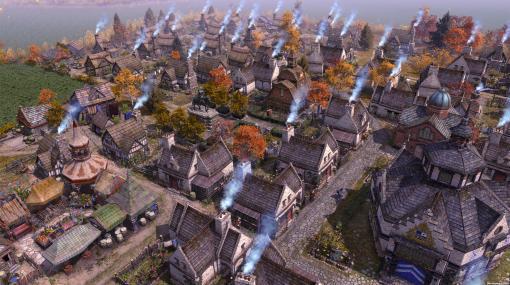 都市運営シミュレーションゲーム『Farthest Frontier』正式発表。輪作しなければ連作障害の起きる本格的な農業や、ペスト・コレラ・壊血病・破傷風など12種以上の疫病が特徴