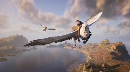 『ハリー・ポッター』シリーズの世界を舞台とするオープンワールド・アクションRPG『ホグワーツ・レガシー』発売予定時期が2022年に延期へ
