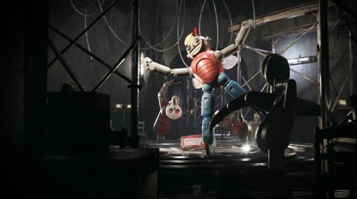 NVIDIAが期待のFPS『Atomic Heart』のレイトレーシング技術を紹介する動画公開。モヒカン主人公が初公開され、ゲームプレイ映像も収録