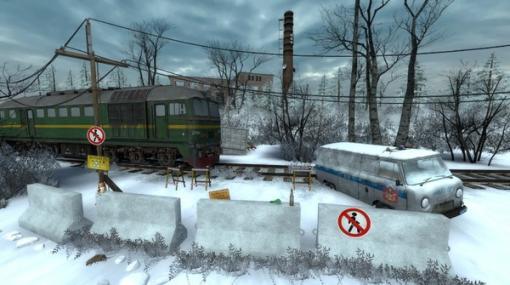 ゴードン・フリーマンが現れる前の物語描く『Half-Life 2』ストーリーMod「Snowdrop Escape」配信!