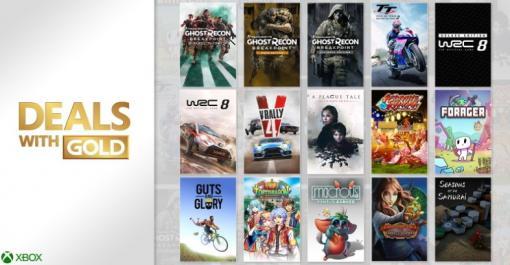 「ゴーストリコン ブレイクポイント」が1,365円に! Xbox「Deals with Gold」が2月1日まで開催「NFS」シリーズ等がお得になるスペシャルセールも実施