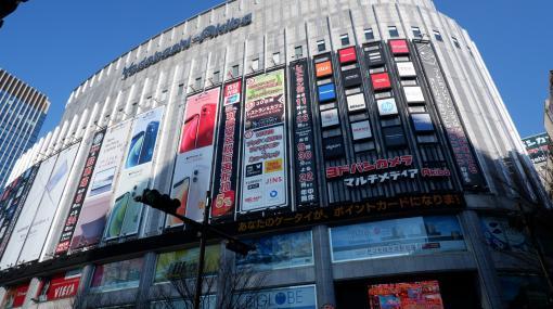 【PS5】ヨドバシカメラアキバ、プレイステーション5の購入方法を変更。ヨドバシクレジットカードが必須に