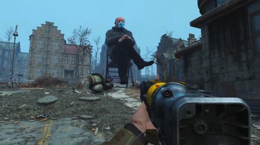 厚着姿で話題となったバーニー・サンダース米上院議員が『スカイリム』や『Fallout 4』などに続々登場!?