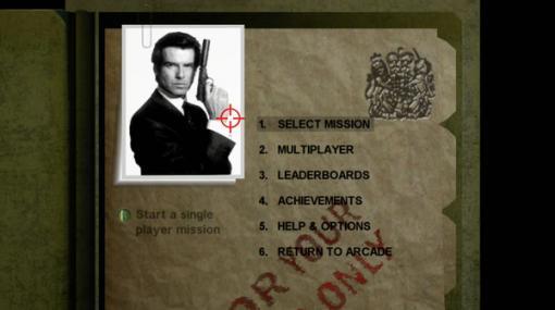 幻のXbox 360版『ゴールデンアイ 007』流出、英BBCでも取り上げられる