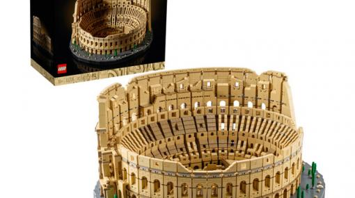 古代ローマの息吹がココに! 『レゴ コロッセオ』は地下室まで再現できてすごい