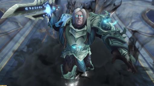 """『World of Warcraft』拡張パッケージ『Shadowlands』の次期チャプター""""Chains of Domination""""が発表【BlizzCon】"""