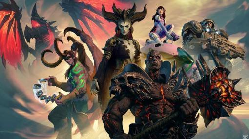 Blizzardがオンライン発表会「BlizzConline」を開催!「ディアブロ IV」「オーバーウォッチ2」の新情報や「ハースストーン」新シーズンなど