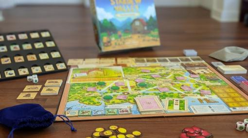 『Stardew Valley』がボードゲームに!「Stardew Valley: The Board Game」発表―現在はアメリカのみ購入可能