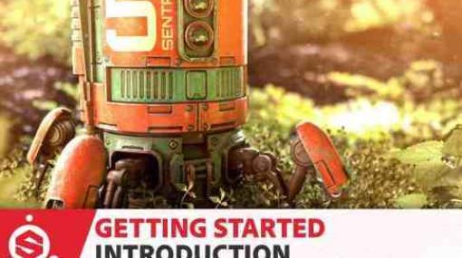 Substance Painter 2021 Getting Started - Adobe公式によるサブスタンスペインター入門チュートリアル動画が公開!プロジェクトファイルも配布中