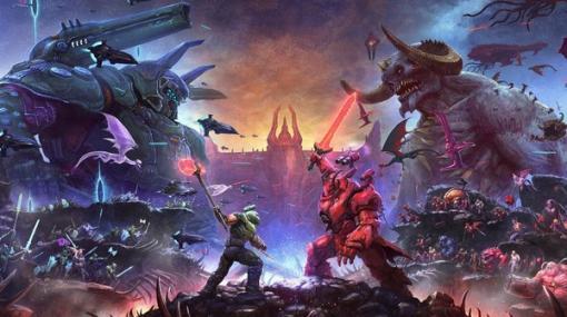 『DOOM Eternal』拡張DLC第2弾「The Ancient Gods - Part Two」ティーザートレイラーの公開が予告―新キービジュアルもお披露目
