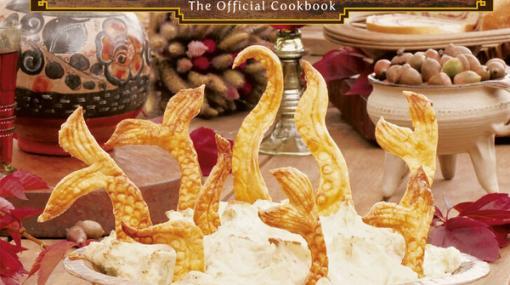 料理を焦がしまくるあのパンダシェフのレシピも!『World of Warcraft』世界のレシピを再現した料理本が発売決定