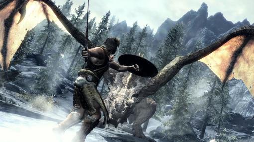 月額ゲーム遊び放題サービス「Xbox Game Pass」に『スカイリム』や『Fallout 4』など20本のBethesda系ゲームが追加。3月12より遊び放題へ