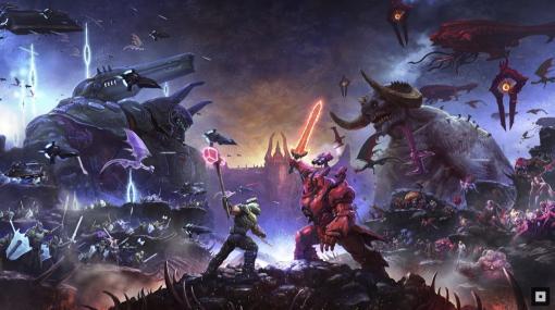 「DOOM Eternal: The Ancient Gods - Part Two」の最新トレイラーが公開。3月17日に新たなトレイラーで詳細情報をアナウンス