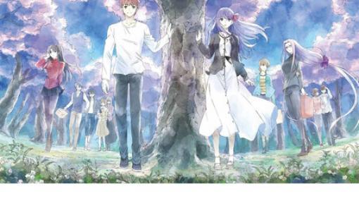 『Fate HF Ⅲ』ブラッシュアップ版の特別上映が決定!