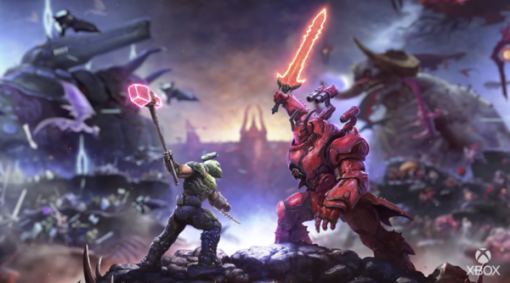 『DOOM Eternal』拡張DLC第2弾「The Ancient Gods - Part Two」3月18日リリース―壮絶な戦いが描かれるフルトレイラー公開