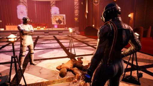 ハルシオンで最も壮大な殺人事件に挑む!『アウター・ワールド』新DLC「エリダノス殺人事件」配信開始