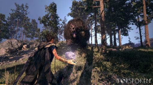 SQEXの魔法使いアクションRPG『Forspoken』(フォースポークン)が正式発表。PS5/PCで2022年発売予定
