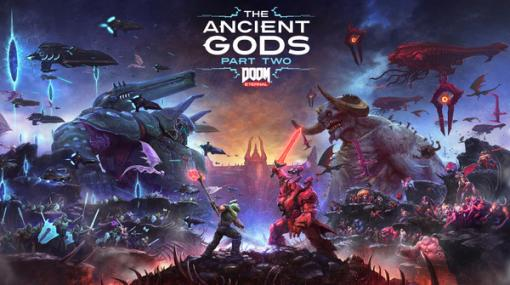 地獄との戦い、ついに決着!『DOOM Eternal』拡張DLC第2弾「The Ancient Gods - Part Two」PC/PS4/XB1向けに配信開始