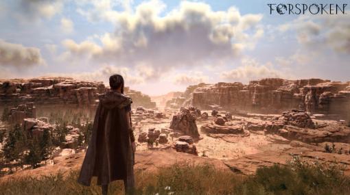 スクエニ、脅威に満ちたアーシアの謎を解明するアクションRPG「FORSPOKEN」を2022年に発売「PROJECT ATHIA」として発表されていた作品のタイトルが正式発表