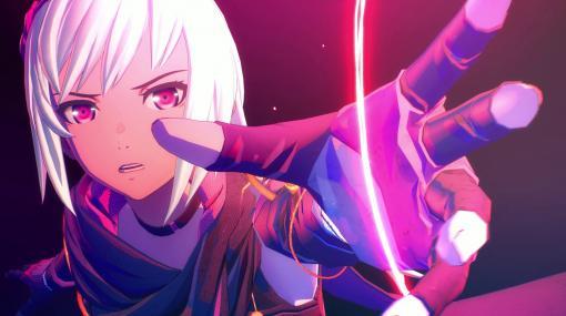「スカーレットネクサス」の発売日が6月24日に決定!本作が原作の新作TVアニメ「SCARLET NEXUS」も2021年夏に世界同時展開