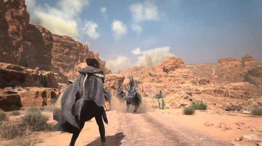 スクエニ、現代の女性が異世界へと迷い込む魔法アクションRPG『フォースポークン』をPS5とPCで2022に発売へ。『FF15』開発陣が集ったLuminous Productionsによる作品