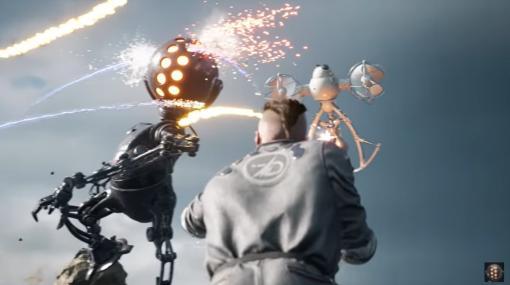 「Atomic Heart」のフォトモードで撮影された最新トレイラーが公開。旧ソビエトの秘密研究施設には奇妙なロボットたちがいっぱい