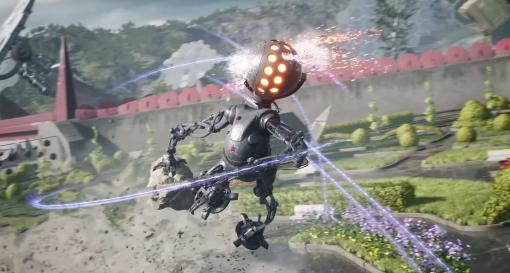 機械と狂気のソ連FPS『Atomic Heart』新トレイラー公開。超高精細なフォトモードでぬらぬら光るメカを堪能