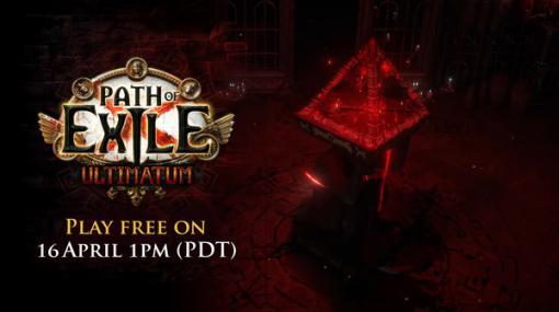 新拡張や『2』も披露される『Path of Exile』のライブストリームが4月初めに実施