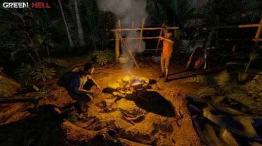 熱帯雨林サバイバル『Green Hell』PS4/XB1版2021年6月リリース!Co-opモードも配信時からプレイ可能