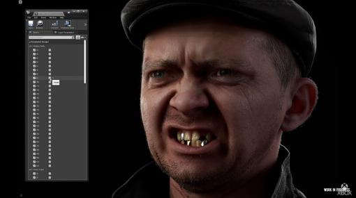 """サバイバルFPS続編「S.T.A.L.K.E.R. 2」では,自家製の""""歯並びツール""""でそれぞれのキャラクターの笑顔も変化"""