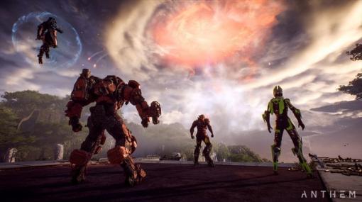 『Anthem』ゲームディレクターがBioWareを退社―約10年近く務める