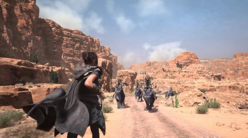 PC/PS5向けアクションRPG『FORSPOKEN』新たなシーン含む拡張トレイラー公開!