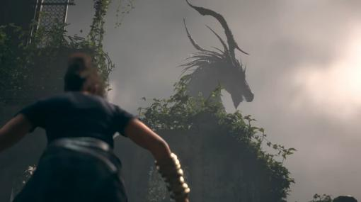 現代女性が異世界へ迷い込むアクションRPG『フォースポークン』紹介映像が公開。開発中のアクションを交えつつ、主人公を演じた俳優のエラ・バリンスカが印象を語る