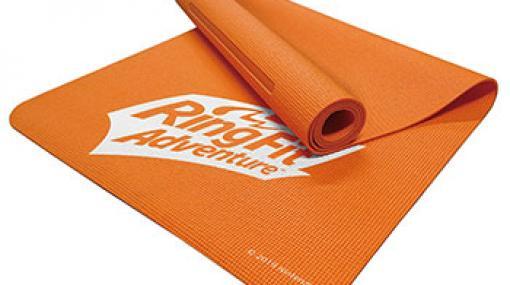 HORI,折り畳める「リングフィット アドベンチャー」専用マットを6月発売