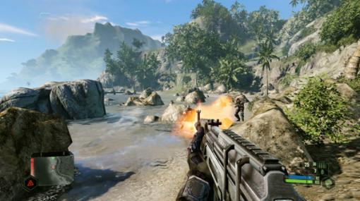 『Crysis Remastered』次世代機向けアップデート配信開始!コンソール版初収録のミッションも追加