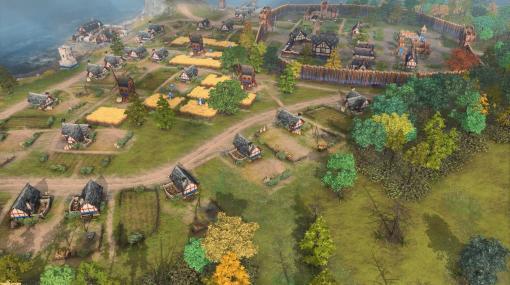 RTS『エイジ オブ エンパイアIV』は4つのキャンペーン&8つの文明で2021年秋ローンチ予定。拠点を移動できる遊牧民要素や海戦要素などもフィーチャー