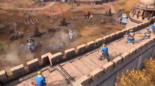 「Age of Empires IV」の新情報を紹介する公式動画が公開。4つのキャンペーンと8つの文明などを収録し,今秋に発売予定