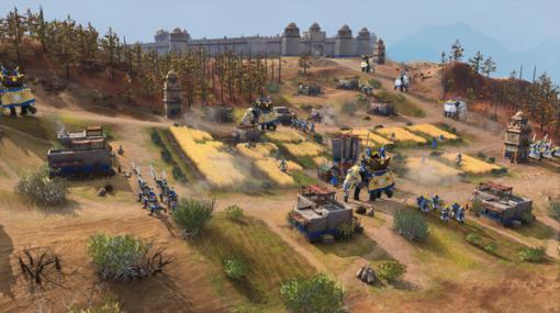 歴史RTS『Age of Empires IV』ゾウを用いる新文明「デリー・スルタン朝」やノルマンキャンペーンなどの新情報公開