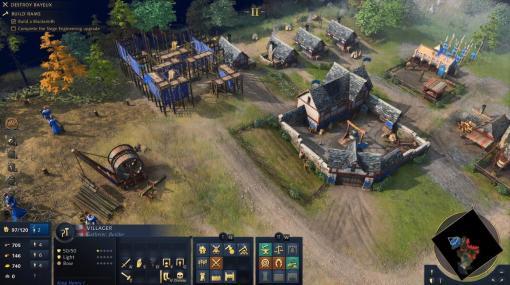 RTSジャンルの金字塔シリーズの最新作『Age of Empires IV』のさらなる詳細発表。ゲームに搭載される8つの文明から中国、イギリス、インド、モンゴルが激突する新トレイラー公開
