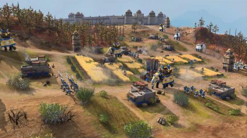 『Age of Empires IV』2021年秋リリースへ、日本語にも対応。イギリスやモンゴルなど4つの文明が明らかに