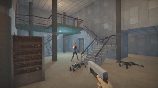 レトロ風FPS『Agent 64: Spies Never Die』発表。NINTENDO64の『ゴールデンアイ 007』に強く影響を受け、さまざまな面でオマージュするFPS