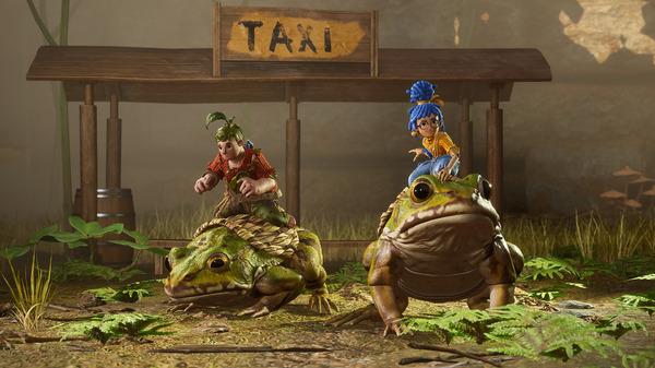 着実に評価高めたCo-opアクションADV『It Takes Two』売上100万本突破!