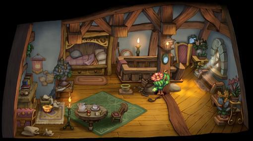 PS4/Nintendo Switch/Steam「聖剣伝説 Legend of Mana」ランドメイクシステムやバトルシステムなどを公開ストーリー「バド&コロナ編」・「宝石泥棒編」も紹介