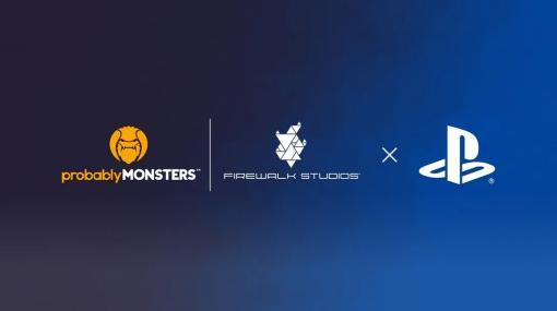SIE,Firewalk Studiosと新規IPのパブリッシングパートナーシップを締結