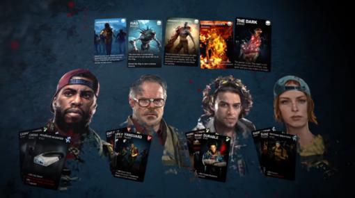 『L4D』開発元新作Co-Opシューター『Back 4 Blood』ゲームディレクター仕様に加えさらにリプレイ性を強化するカードシステムトレイラー公開