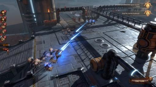 ハイペースターン制ストラテジー『Warhammer 40,000: Battlesector』は現地7月15日に発売―PC版が予約受付中